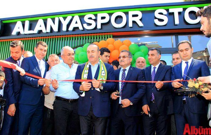 Alanyaspor Store açıldı