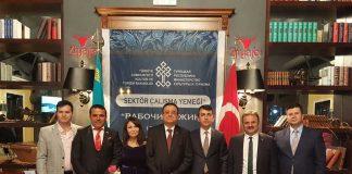 Kazakların tercihi Antalya