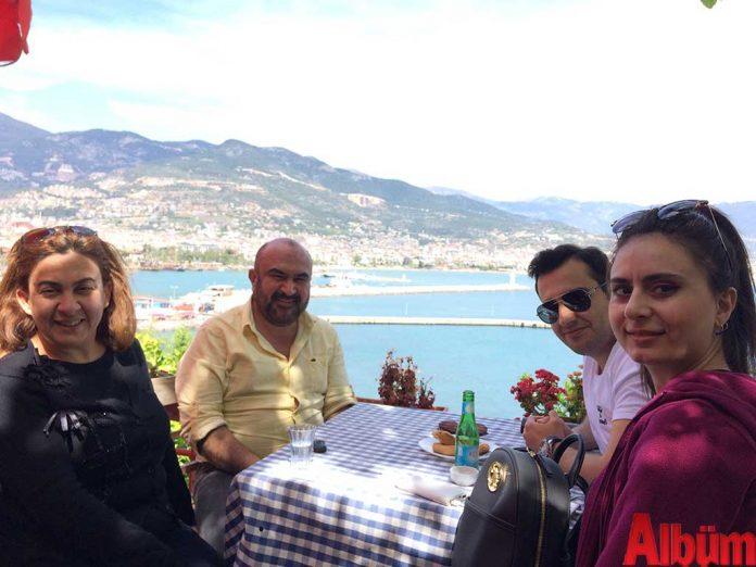Sema Kozan, Ömer Kozan, Mehmet Ali Mercanoğlu ve Sibel Mercanoğlu
