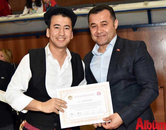 Serdar Çelik, Alanya Belediye Başkanı Adem Murat Yücel