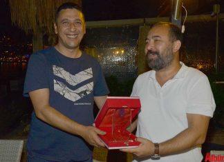 Alanya İlçe Emniyet Müdürlüğü Asayiş Büro Amirliği'nde görev yapan polis memuru Hüseyin Aşır için emeklilik yemeği düzenlendi.