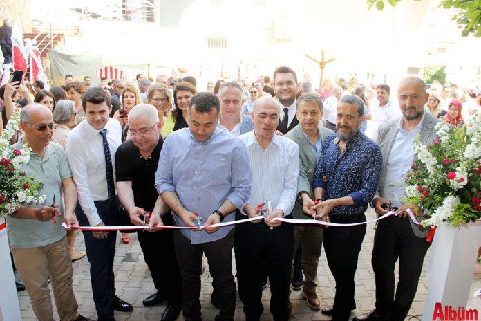 Avukat Efe Öner Sına ve Çağan Alaettinoğlu'nun avukatlık bürolarının açılışı gerçekleştirildi.