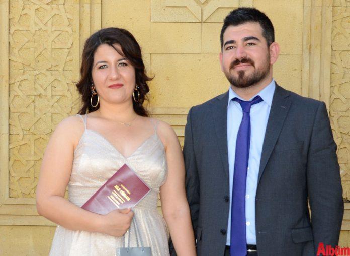 Gazeteci Erdal Anak ve Gülşah Erdem dünyaevine girdiler.