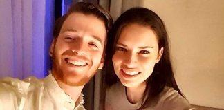 Sevgilisinin yeni yaşını sosyal medyadan kutladı