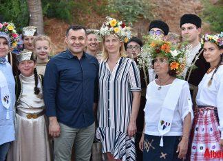 Baltık Ülkeleri 100. Yılını Alanya'da kutladı