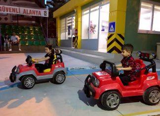 Trafik Eğitim Parkı çocukların vazgeçilmezi oldu