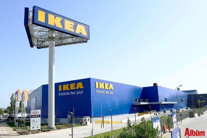IKEA, Türkiye'deki yedinci mağazasını, Antalya Kepez'de Agora Alışveriş Merkezi'nde hizmete açtı.