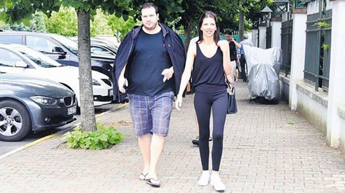 Şahan'ın kiloları aldı başını gitti!