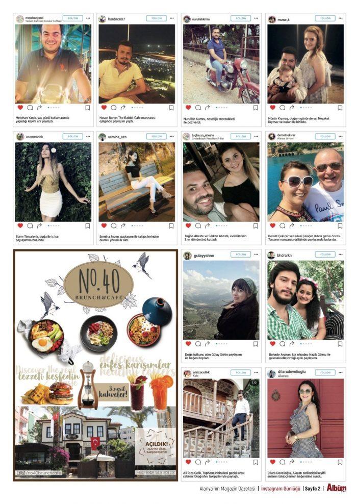 Instagram'da Öne Çıkanlar ( 516. Hafta)