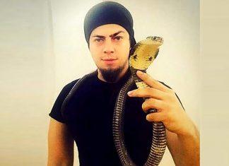 Sihirbaz Aref'e, 24 tüp yılan serumu verilecek
