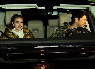 Burak Özçivit kazancıyla eşine araba aldı