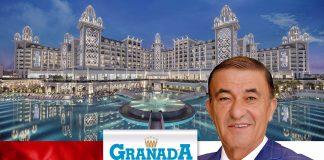 Granada'dan duygu yüklü kutlama