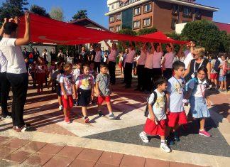 Bahçeşehir Alanya'da eğitim öğretim yılı başladı