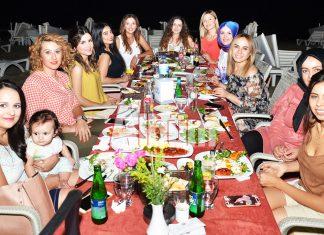 Alanya Belediyesi Çözüm Masası ekibi, Öztürk Kolcuoğlu Restoran'da düzenlenen moral ve motivasyon yemeğinde bir araya geldi.