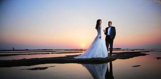 Sibel ve Şinasi evlendi