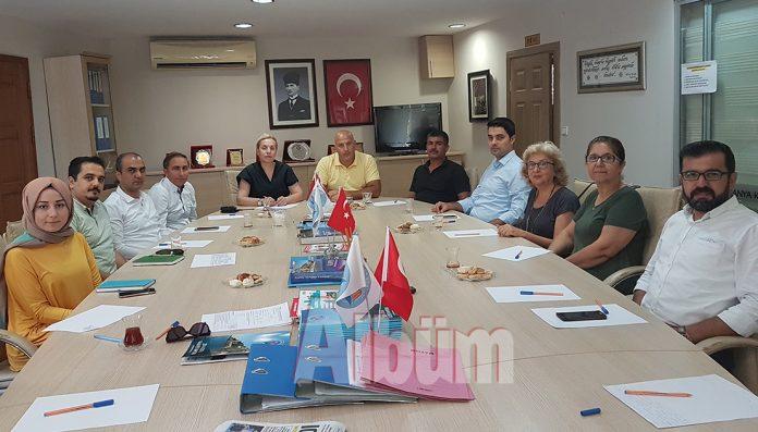 Ahmet Çelik, Fikret Namal, Bilal Nurgül, İsa Arı, Kaan Sağlam, Naşide Özdemir, Ömer Göker, Mustafa Bayrak, Ümran Aykut Emine Soykan