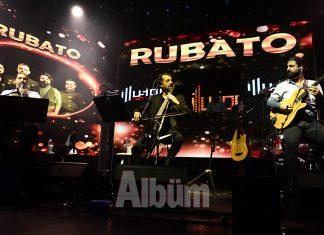 Rubato hayranlarını coşturdu