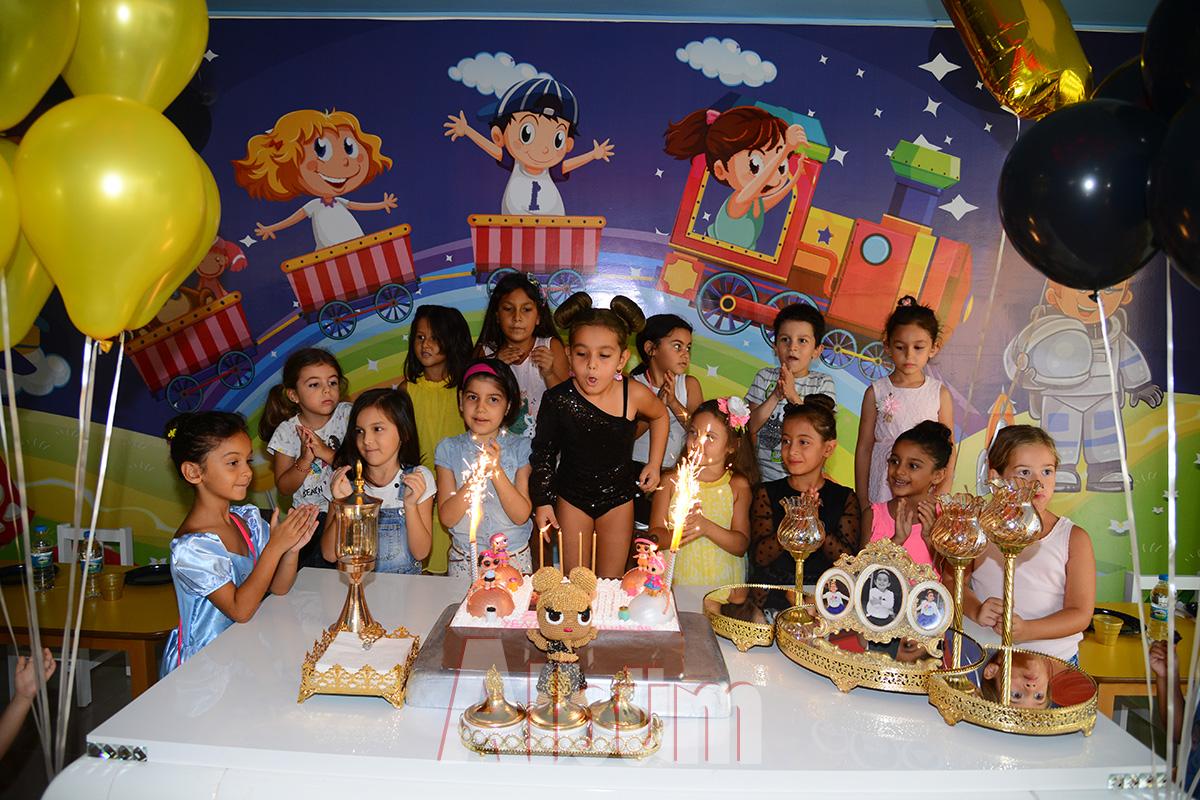 Zeynep-Lol Play Kids Club-yaş-günü