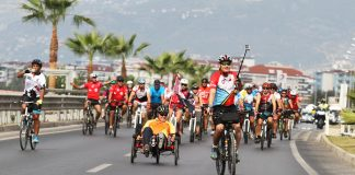 1.-Alanya-Bisiklet-Festivali-başladı