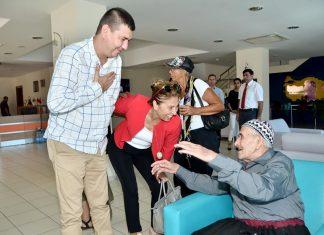 MHP yaşlıları unutmadı