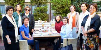 Alanya kadınları Villa Okan'da buluştu