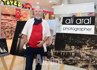 Ali Aral fotoğraf sergisi açtı
