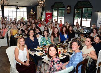 Alanya Kadınları yeni üyelerini buluşturdu
