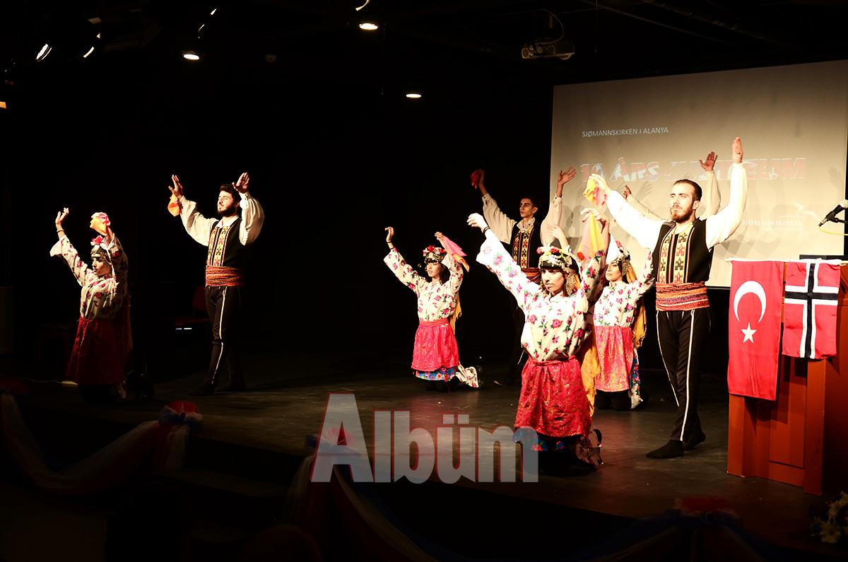 Norveç Evi'nin kuruluş yıl dönümü kutlandı