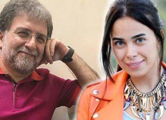 Ünlü gazeteci Ahmet Hakan'ın Asena Atalay ile aşk yaşadığı öne sürüldü. İddiaya göre, Ahmet Hakan'la Asena Atalay aynı uçakta business class koltuklarda yan yana Barcenola'ya gittiler.