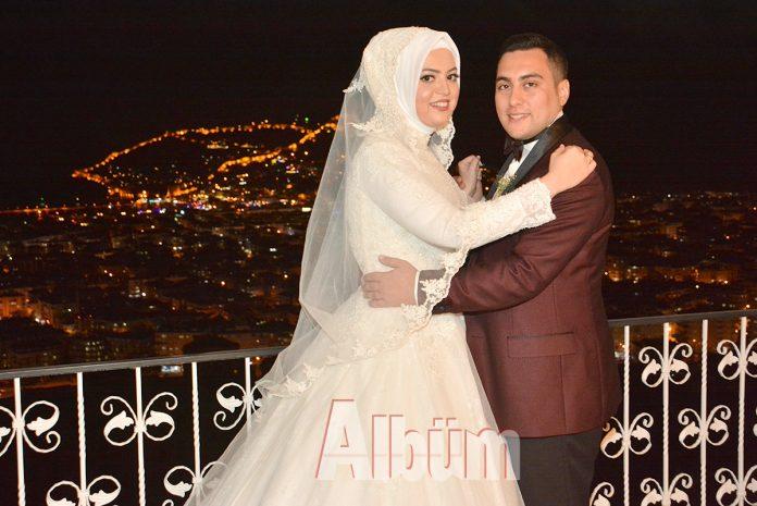 Aynur ve Sercan mutluluğa 'Evet' dedi