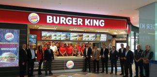 Burger King Agora AVM'de