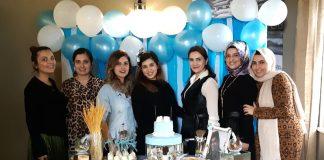 Esra Yılmaz'dan özel baby shower kutlaması