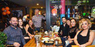 Chil'li'de yeni yıl eğlencesi