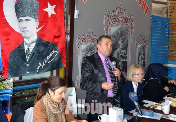 Bağımsız aday Akdağ: 'Alanya Havayolu'nu kuracağız'