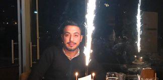 Avukat Berkay Soysaldı yeni yaşına Kurşunlu Seyir Terası Restoran'ın muhteşem manzarası eşliğinde gerçekleşen kutlama ile girdi.