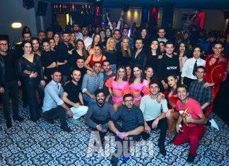 Club Imperium, Alanya Dans Akademi'nin kuruluşunun 1'inci yıl partisine ev sahipliği yaptı. Partiye ünlü dansçılar katıldı.