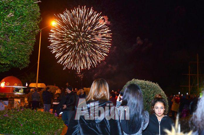 Alanya'dan yeni yıl manzaraları