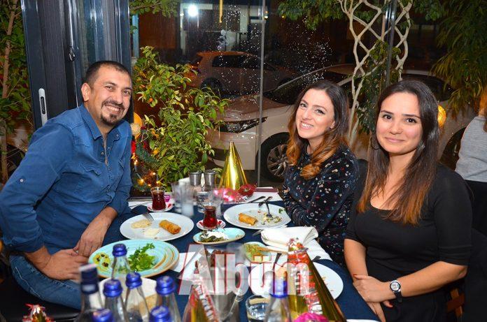 Mezza'dan coşkulu yılbaşı kutlaması