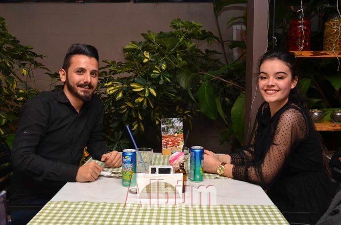 Enberi Restoran, 14 Şubat Sevgililer Günü'nü romantik bir akşam ile kutlamak isteyenleri ağırladı.