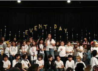 Alanya Doğa Koleji'nde 'Event Day' coşkusu