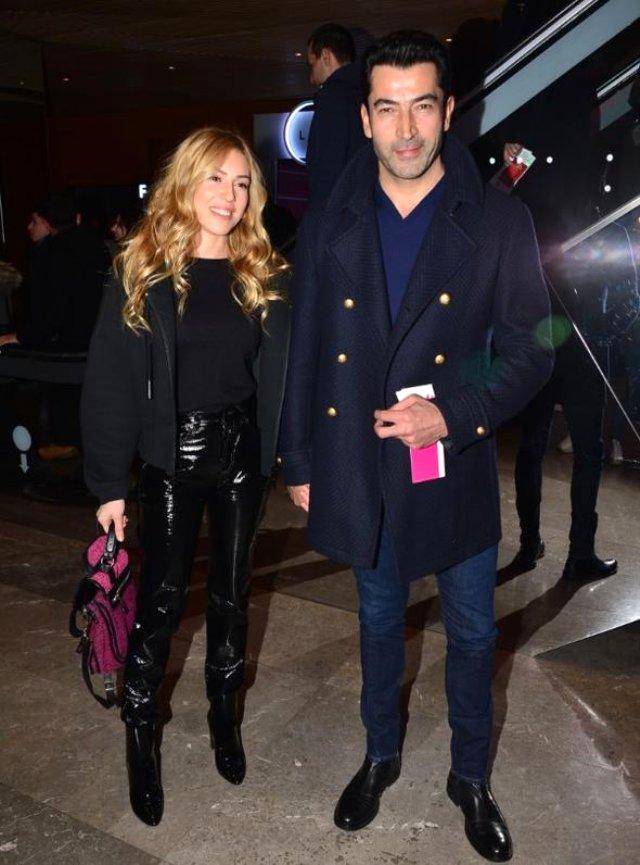 Bir süredir yan yana görülmedikleri için boşanacakları iddia edilen Sinem Kobal ve Kenan İmirzalıoğlu, dün akşam Alice Müzikali'ne gitti.