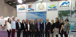 İzmir'de düzenlenen Horeca Endüstriyel Otel Ekipmanları ve Ev Dışı Tüketim Ürünleri Fuarı'nda Alanya tanıtımı yapıldı.