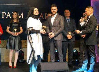 İş, sanat, basın ve televizyon dünyasının seçkin isimlerinin katıldığı ve ünlü sanatçılar Alexandra Stan ve Akcent'in de onur konuğu olarak sahne aldığı '6. Türkiye Altın Palmiye Ödülleri' sahiplerini buldu.