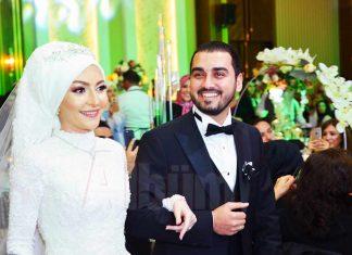 Alaiye Otelleri Sahibi Hasan Uysal ve Ayşe Uysal'ın kızları Hilal Uysal ile Raziye ve Sedat Namal'ın oğulları Selim Namal dünyaevine girdi.