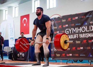 'MLO Strongman Champions League Dünya Serisi Alanya Grandprix'inde yarışacak spocular arasına bir Türk sporcu da dahil oldu.