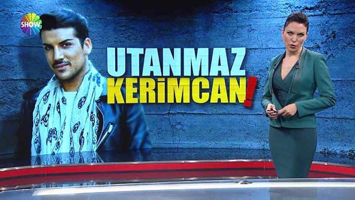Sosyal medya hesabından müstehcen video paylaştığı iddia edilen Kerimcan Durmaz ile ilgili olarak ünlü haber spikeri Ece Üner'den sert tepki geldi.