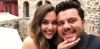 9 Haziran'da nikah masasına oturacak olan Eser Yenenler- Berfu Yıldız çiftinden bebek müjdesi geldi. Yıldız'ın 3 haftalık hamile olduğu ortaya çıktı.