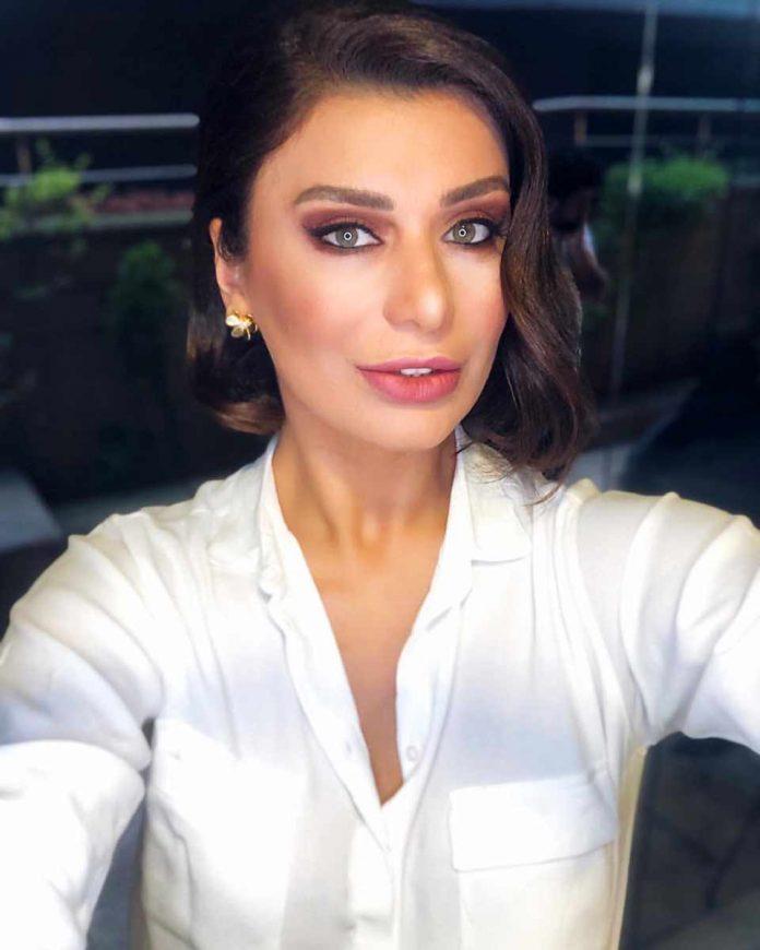 Eski model Ebru Şancı, katıldığı canlı yayında cinsel organını gösterdiği iddia edilen Kerimcan Durmaz'a sitem ederek