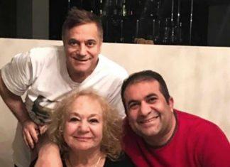 Banyoda düşmesi sonucu hastaneye kaldırılan ve tedavisini gördüğü kaçış sendromuna yeniden yakalanan Mehmet Ali Erbil, aylar sonra ilk kez görüntülendi.