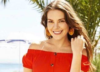 Oyuncu Aslı Enver, bu sene ekran yüzü olduğu giyim markasının 2019 İlkbahar-Yaz elbise mevsimi koleksiyonu için kamera karşına geçti. Oyuncu güzel enerjisiyle de sette neşe saçtı.